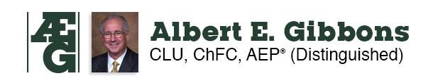 Albert E. Gibbons CLU, ChFC, AEP